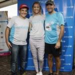 Carrera UNICEF Rosario 2014 10K - Julián Weich Analia Bocassi Andres Franco