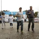 Carrera UNICEF Rosario 2014 10K - Julián Weich Jorge Marquéz