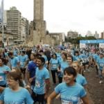 Carrera UNICEF Rosario 2014 10K - Monumento