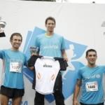 Carrera UNICEF Rosario 2014 10K - Podio Caballeros