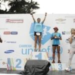 Carrera UNICEF Rosario 2014 10K - Podio Damas