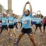 Carrera UNICEF Rosario 2014 10K - Precalentamiento