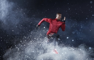 Abrigo running Nike Aeroloft Jacket Ashton Eaton