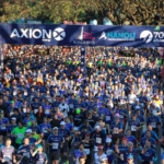 Media Maratón 21K Buenos Aires - Largada