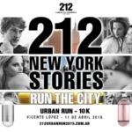 Carrera 10K 212 New York Stories Run the City Carolina Herrera