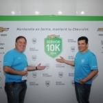 Se corrió la cuarta edición de la carrera 10K Servicio Chevrolet Rosario