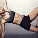 Nike Pro Indy Bra es un modelo de soporte ligero - Darya Klishina
