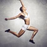 Nike Pro Rival Bra es un modelo que logra el mayor nivel de soporte - Darya Klishina