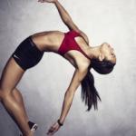 Nike Pro Rival Bra es un modelo que logra el mayor nivel de soporte - Katarina Johnson-Thompson