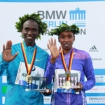 Maratón de Berlín 2015 - Eliud Kipchoge y Gladys Cherono