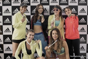 Media Maratón de Bogotá 2015 - #boostgirls de adidas