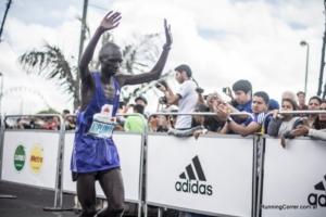 Media Maratón de Bogotá 2015 - Kimutai Kiplimo (Kenia)