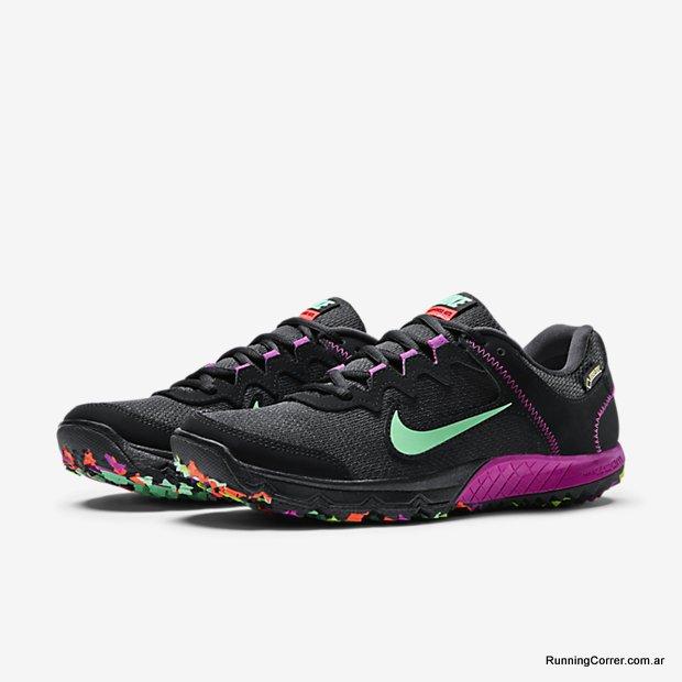 69474f904f9 Zapatillas trail Nike Zoom Wildhorse GTX Mujer | Running Correr