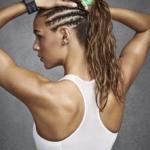 Nike Pro Fierce Bra es un modelo ultra liviano que ofrece soporte de nivel medio a alto