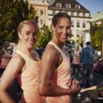 Cinco mil mujeres corrieron la Nike Women's 10K Estocolmo