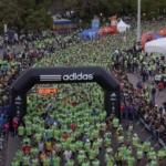 15º Media Maratón adidas Rosario 2015 - Largada
