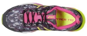 Zapatillas para triatletas de corta distancia ASICS GEL-HYPER TRI - Mujer