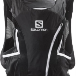 Mochila de hidratación para correr Skin Pro 10 +3 Set Salomon