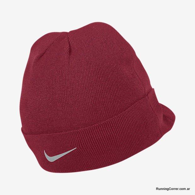 Gorro para correr de punto de lana acrílica Nike Running