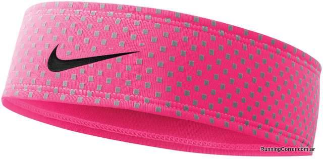 Banda o vincha para correr para la cabeza o atar el pelo Nike Running