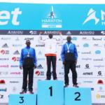 Maratón 42k Arnet Buenos Aires 2015 - Podio Masculino