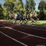 Shalane Flanagan (Medallista de Bronce en 10.000m), Chris Solinsky (Anterior plusmarquista estadounidense de 10.000m), Chris Derrick (Dos veces campeón de campo en Estados Unidos), Lopez Lomong (Dos veces campeón en 1.500m en el campeonato de atletismo de Estados Unidos), Matt Genkamp (Campeón en 5.000m en el campeonato de atletismo de Estados Unidos), Emily Infeld (Campeona de la NCAA en 3000m en pista cubierta e 2012) y Evan Jager (Plusmarquista americano en 3.000m con obstáculos)