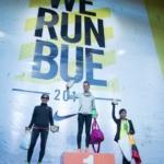Nike We Run 21K 2014 - 1° María de los Ángeles Peralta - 2° Rosa Godoy - 3° Ángela Brito