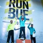 Nike We Run 21K 2014 - 1° Luis Molina - 2° Mariano Mastromarino - 3° Daniel Coz Estrada