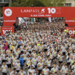 LANPASS 10K en Buenos Aires 2015 - Largada