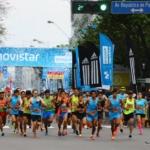 Maratón adidas Movistar Lima 42K - Partida Segunda fecha de Carrera de Naciones