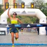 Maraton adidas Rosario 21K 2014 - Rosa Godoy Ganadora Femenina