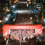 Media Maratón Nike Women San Francisco 2015 Línea de largada