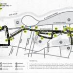 Recorrido Nike We Run Buenos Aires 21K 2014