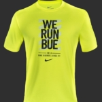 Remera Hombre - Nike We Run Buenos Aires 21K 2014