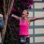 Media Maratón Nike Women San Francisco 2015 Mujer alegre