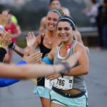 Media Maratón Nike Women San Francisco 2015 Mujeres sonriendo