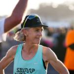 Media Maratón Nike Women San Francisco 2015 Línea de llegada