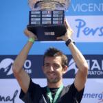Maratón de Buenos Aires en Vicente López 10K 2015 Luis Molina