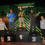 Carrera Nike We Run Montevideo 2012 Podio hombres