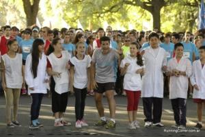 Carrera UNICEF 2014 bsas - Julián Weich chicos LARGADA