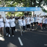 Carrera UNICEF 2014 bsas - Largada 2 CHICOS