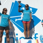 Carrera UNICEF 2014 bsas - Podio Damas