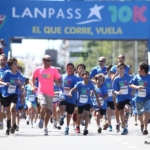 LANPASS 10K Largada kids 1K
