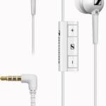Auricular Headset Sennheiser MM30G Blanco