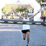 Media Maratón adidas Rosario 2013 Matias Roth, ganador de los 21k Caballeros