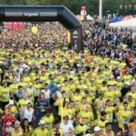 Más de 9.000 corredores participaron de la Media Maratón adidas Rosario 2013