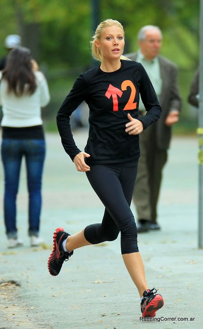 Famosas Corriendo Gwyneth Paltrow