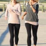 Famosas Corriendo Heidi Klum