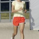 Famosas Corriendo Jennifer Aniston