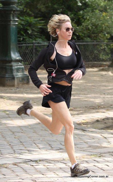 Famosas Corriendo Renee Zellweger
